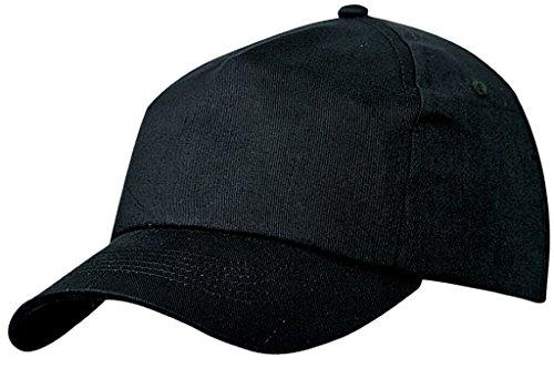 MYRTLE BEACH Casquette promo avec renforcement rabattable (black)