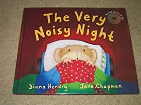 THE VERY NOISY NIGHT (Picture Book CD Set)
