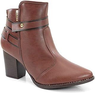 cbc0eeafb Moda - Marrom - Botas / Calçados na Amazon.com.br