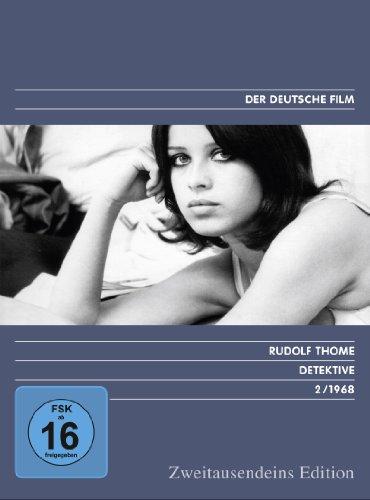 Detektive - Zweitausendeins Edition Deutscher Film 2/1968.