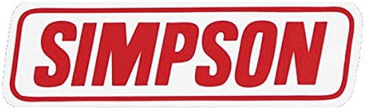 シンプソン ロゴステッカー SIMPSON