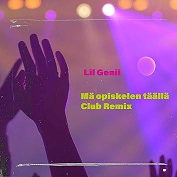 Ma opiskelen taalla (Club Remix)
