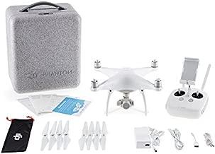 DJI CP.PT.000312.R Phantom 4 Renewed Drone Sports & Action Video Camera, Artic White (Renewed)