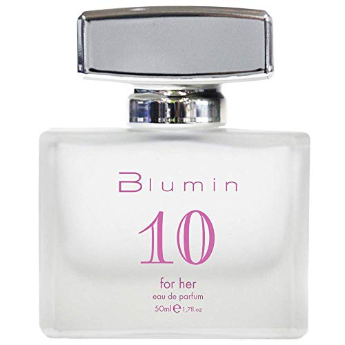 Blumin Nº 10 Eau de Perfume para Ella, 50 Mililitros