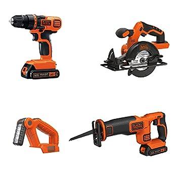black decker tools