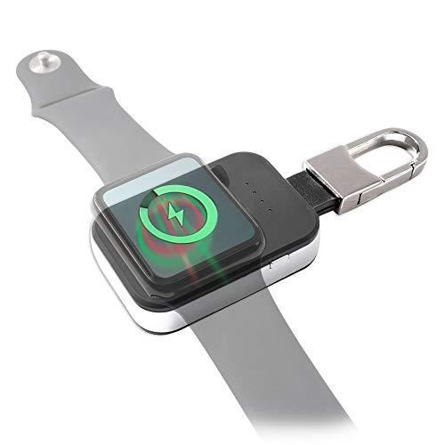 4smarts inductieve powerbank 950 mAh voor Apple Watch zwart