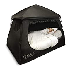 Multiple Uses - The My Space Tent serves as a play tent during the day and a privacy sleeping space for you or your child in the daytime to block out light or at night to provide a warm, safe space. Our Pop Up tent is great for college dorm rooms, ki...