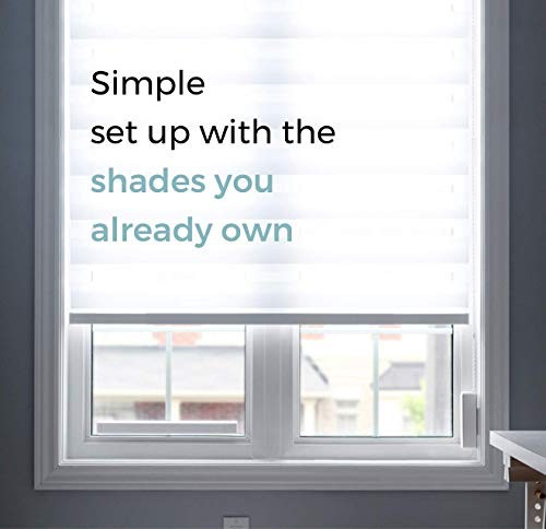 AXIS Gear - Smart Blinds For Your Smart Home - DIY Home Automation - Powered by ZigBee + Bluetooth