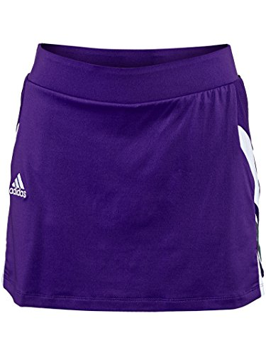 adidas Women's Team Utility Skort, Purple X-Small
