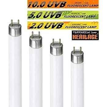 18 Watt Komodo Fluorescent Bulb T8 Uvb 5.0