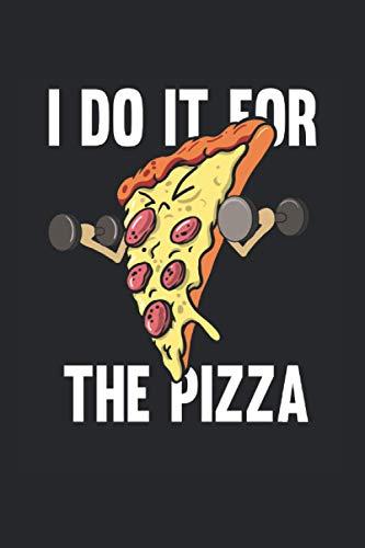 Kalender 2021: Fitness Pizza Sport Fast Food Diät Lustig Geschenk 120 Seiten, 6X9 (Ca. A5), Jahres-, Monats-, Wochen- & Tages-Planer