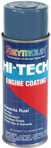 Seymour EN-67 Hi-Tech Engine Spray Paint, GM Blue