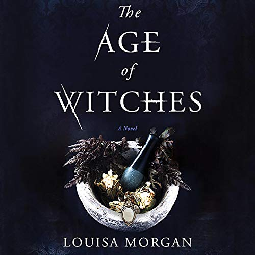 The Age of Witches audiobook cover art