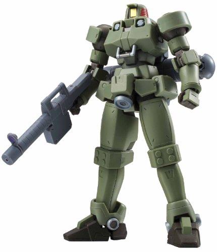 Bandai Tamashii Nations Robot Spirits Leo Space Type (Moss Green) Gundam Wing Action Figure