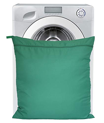 Pet Laundry Bag For Washing Machine By Petwear | Keeps Dog, Cat And Horse Hair