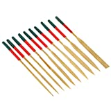 caja 01X Mini juego de archivos para Construcción de modelo Arte de madera 5 x 180 mm