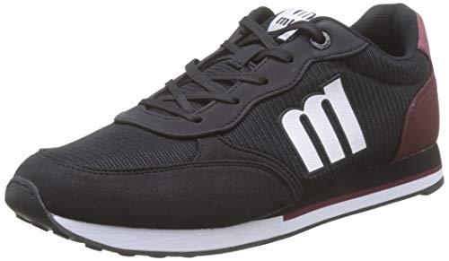 MTNG Attitude 84361, Zapatillas para Hombre, Negro (Pila Negro C42839), 42 EU