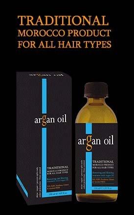 ARGAN OIL - HUILE \