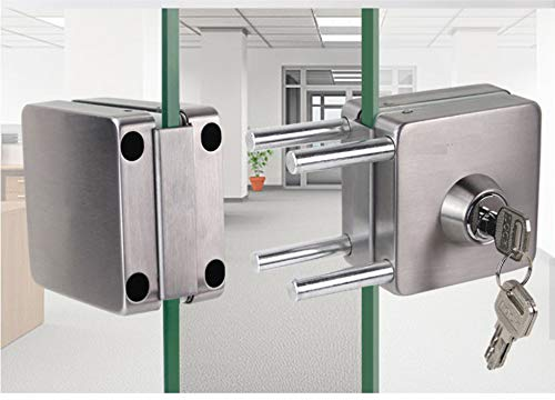 NUZAMAS glass-lock-double-square-1007