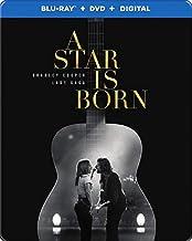 A Star Is Born Blu Ray + DVD + Digital Limited Edition Steelbook