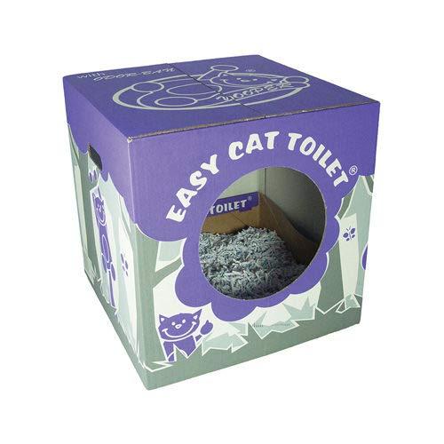 Wooper Easy Cat Einweg-Katzentoilette