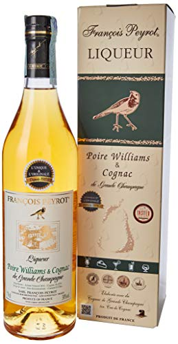 François Peyrot Cognac alle Pere Williams - 700 ml