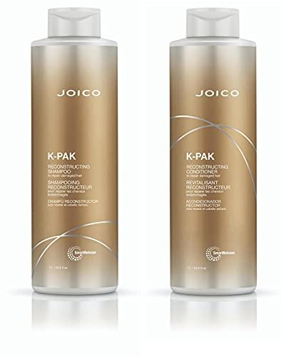 Kit Shampoo e Condicionador Joico K-pak Revitalisante