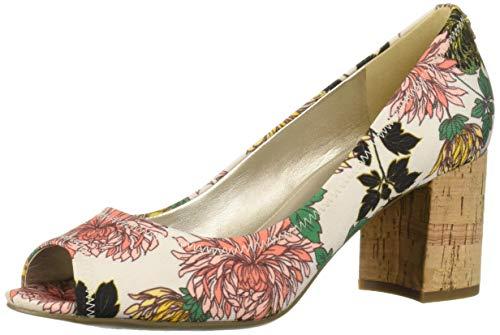 Anne Klein Women's Meredith Pump, Floral, 5.5 M US