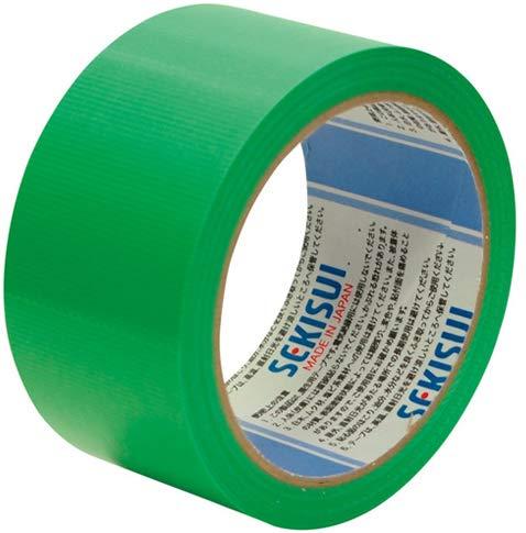 セキスイ 養生テープ スパットライトテープ #733 みどり 50mm×50m 60巻