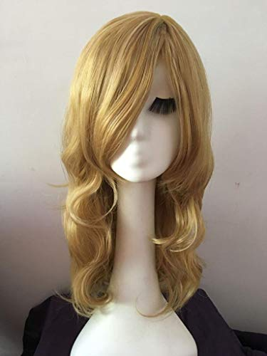 DYB Europe and The United States Wigs Fashion High Temperature Silk Ladies Long wigladies Wigs