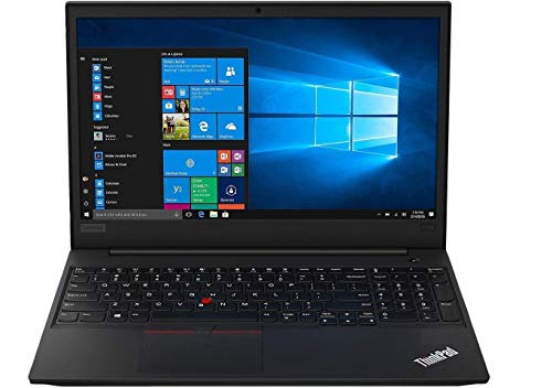 "2019 Lenovo Thinkpad E590 15.6"" Full HD FHD Business Laptop (Intel Quad Core i5-8265U, 8GB DDR4 Memory, 256GB PCIe NVMe M.2 SSD) Fingerprint, Type-C, HDMI, Ethernet, Webcam, Windows 10 Pro"