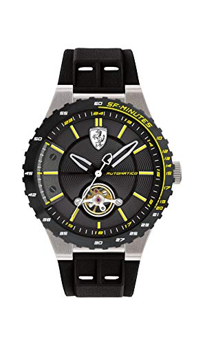 SCUDERIA FERRARI orologio Automatico Uomo Slim FER0830365