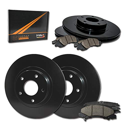 Max Brakes Front & Rear Elite Brake Kit