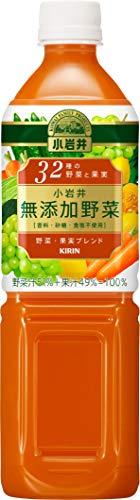 小岩井 無添加野菜 32種の野菜と果実 930gPET ×12本