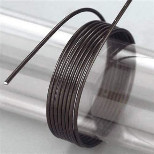 efco Aludraht, d 2 mm, 5 m / ~ 42 g, schwarz