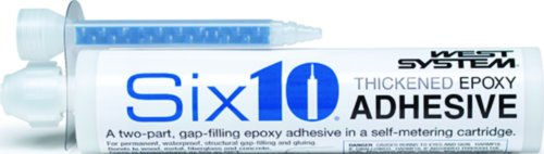 Boating Accessories New Six10 Thickened Epoxy Adhesive west System 610 190 ml
