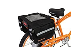 Rear mounting Pannier Bag reflective Call Electric Bikes of La Quinta with any questions (760)972-4017