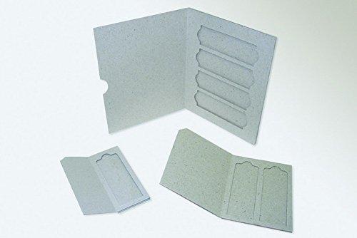 Double Cardboard Slide mailers (1000 per case)