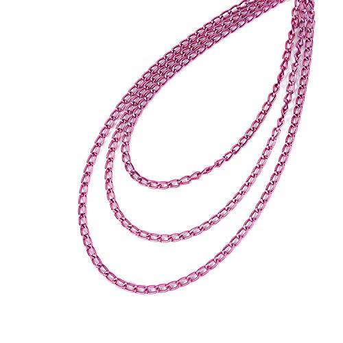 Bikini Bralette Chain Women Tassel Harness Necklace (Body Chain E)
