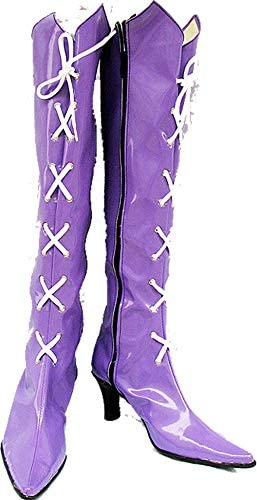 Sailor saturn cosplay boots _image1