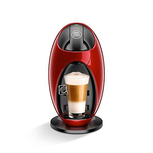 NESCAFÉ® Dolce Gusto® Jovia Roja Cereza, máquina de café manual, cafetera y sistema multibebidas.