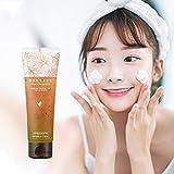 SKEDERM Rooibos Tea Cleanser Gentle Exfoliating Face Wash with Real Rooibos Tea Leaf. 4 fl. oz. / 120ml.