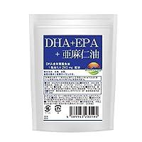 dha epa サプリメント 亜麻仁油配合 30粒 ソフトカプセルタイプ