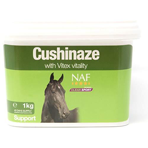 NAF Natural Animal Feeds, Cushinaze Unisex-Adulto, Trasparente, 1 kg
