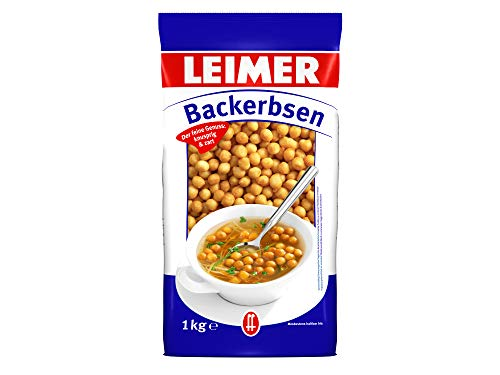 Leimer Backerbsen, 4er Pack (4 x 1 kg)