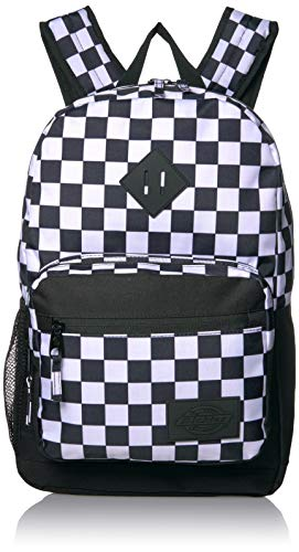 Dickies Study Hall, BLK/White Checker, One Size