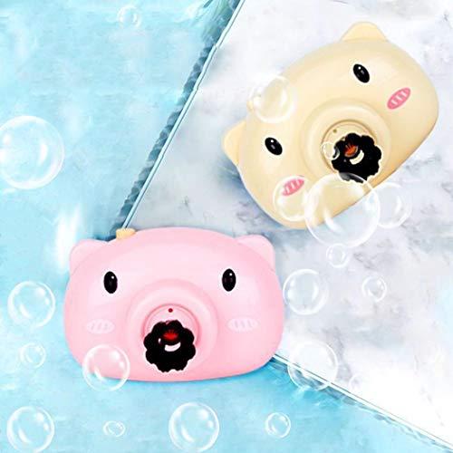 Videocamera Bubble Giocattolo  creatore di bolle di sapone