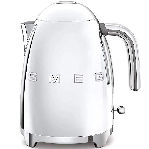 Smeg KLF03SSEU Wasserkocher, Edelstahl, 1.7 liters