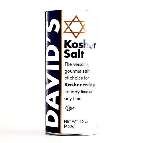 David#039s Kosher Salt 16 oz each 1 Item Per Order