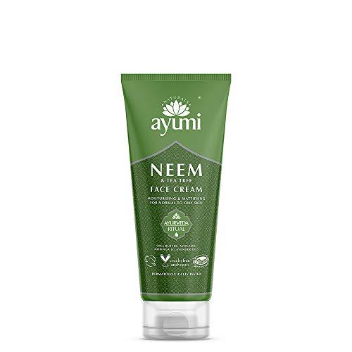 Ayumi Neem & Tea Tree Face Cream 1 x 100ml
